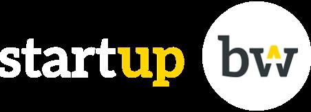 Start-up BW für dunklen Hintergrund freigestellt